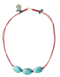 Turquoise Poise Necklace